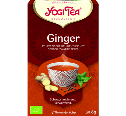 Yogi Tea Yogi Tea Ginger