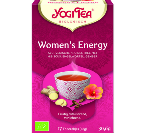 Yogi Tea Yogi Tea Women's Energy