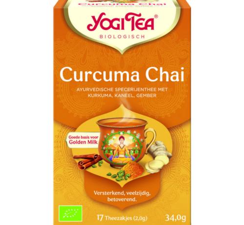 Yogi Tea Yogi Tea Curcuma Chai