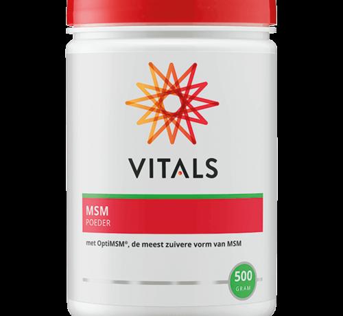 Vitals Vitals MSM poeder 500 gram