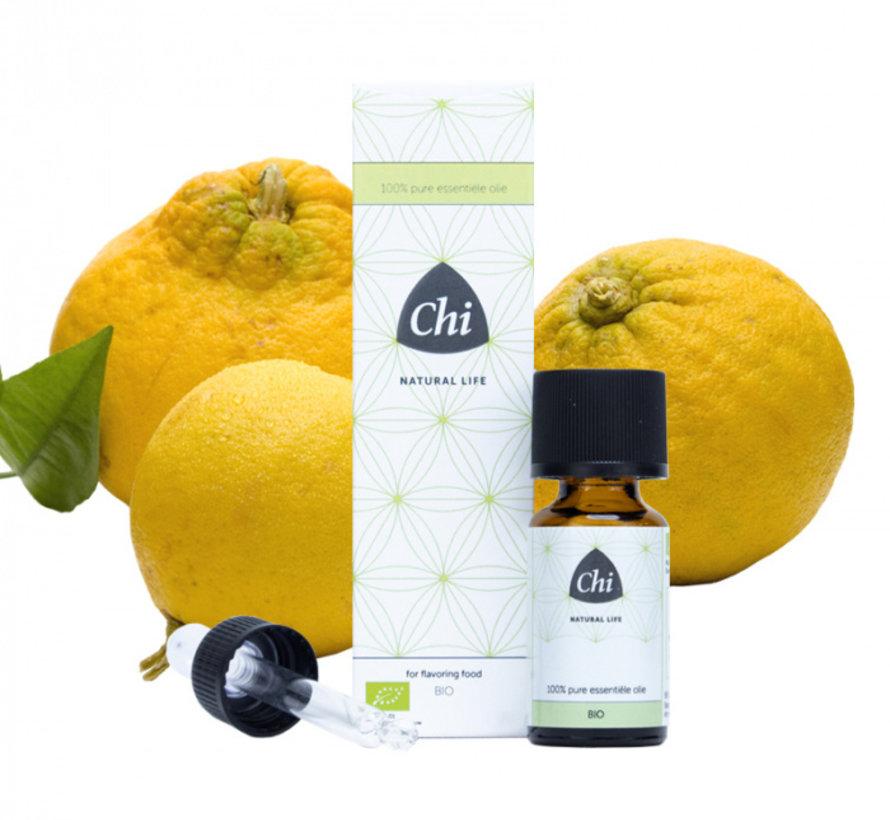 Chi Bergamotolie Biologisch 10 ml