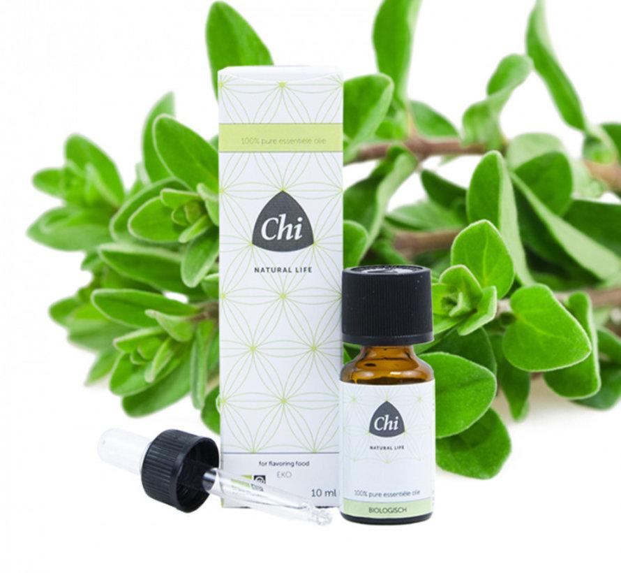 Chi Marjolein zoet, etherische olie, Biologisch, 10 ml