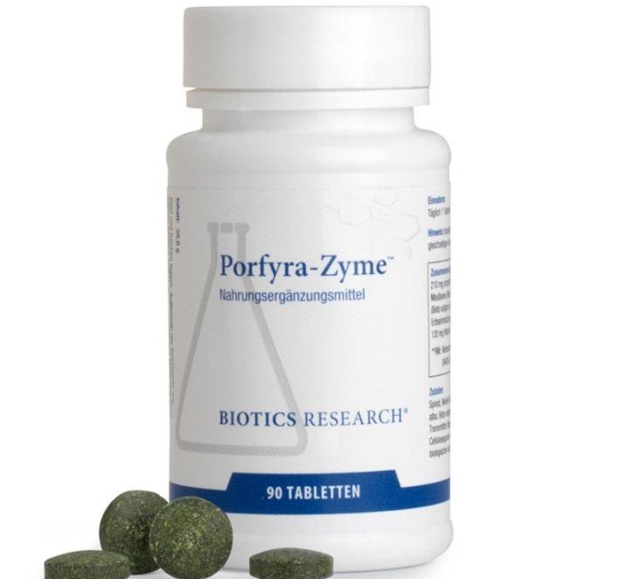 Biotics Research Porphyra-Zyme 90 tabletten