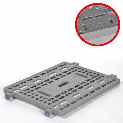 Kunststof legbord 800x600x20mm - tbv artikel 74516