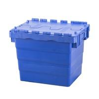 Nestbare en stapelbare dekselkist 400x300x365mm - inhoud 32 liter