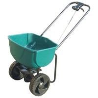 Zoutstrooiwagen - ook geschikt voor zand, zaad en kunstmest