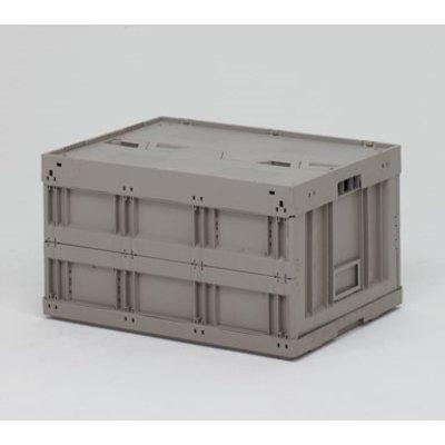 Rotom Gebruikte inklapbare kunststof vouwkrat 800x600x450mm