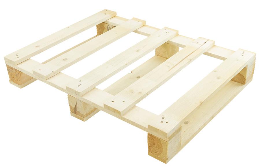 Wooden Display Pallet