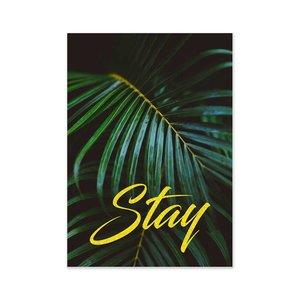 Jungle No. 1 Postkarte