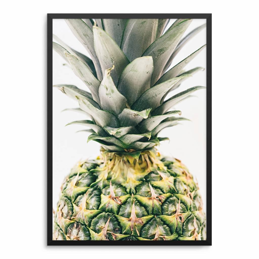 Lovely Bird Ananas Poster