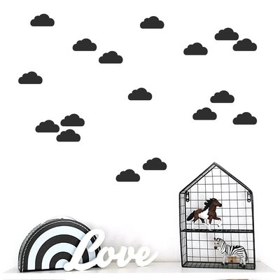 Wolken No. 1 Wandsticker