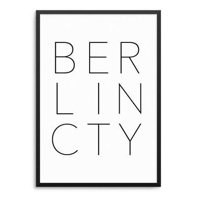 BERLIN CITY Poster