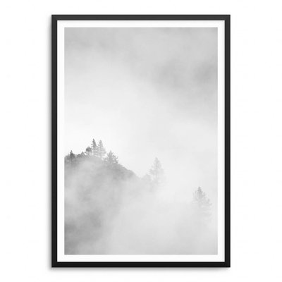 Misty Mountain No. 1 Poster