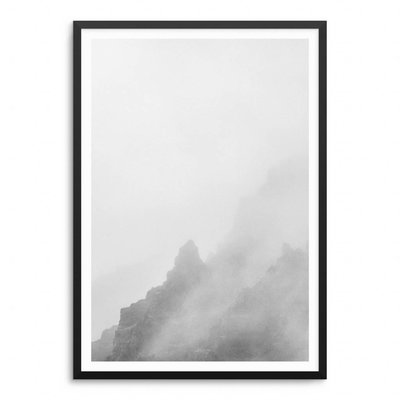 Misty Mountain No. 2 Poster