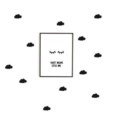 Wolken No. 2 Wandsticker