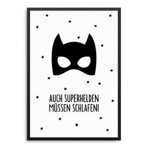 Superheld No. 1 Poster