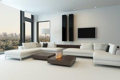 Betonvloer Schilderen Woonkamer : Betonlook vloer in de woonkamer met vloerverf zo doet u dat