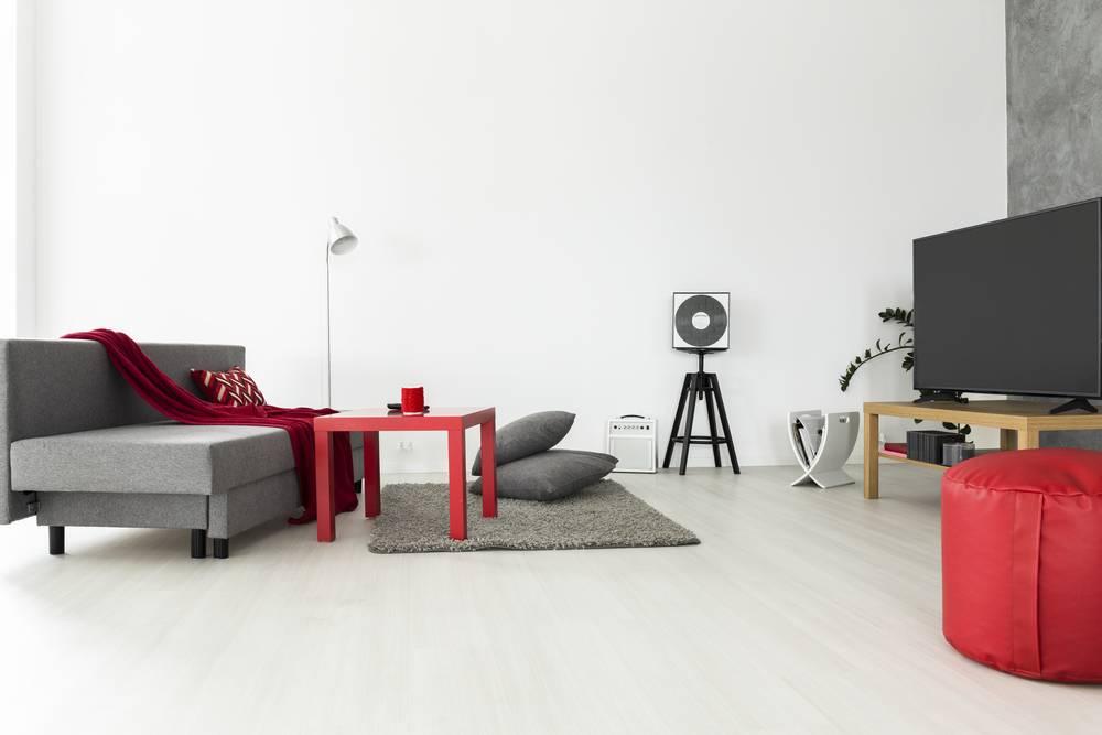 Vinyl Vloer Verven : Een vinylvloer verven kan echt!