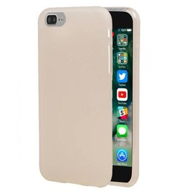 Softcase hoes iPhone 7 / 8 wit