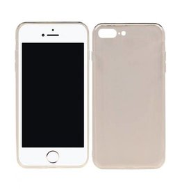 Softcase hoes iPhone 7 / 8 / SE (2020) transparant