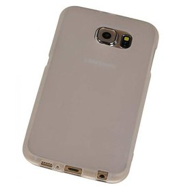 Softcase hoes Samsung Galaxy S6 wit