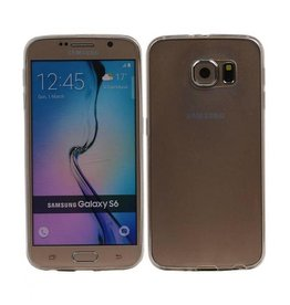 Softcase hoes Samsung Galaxy S6 transparant