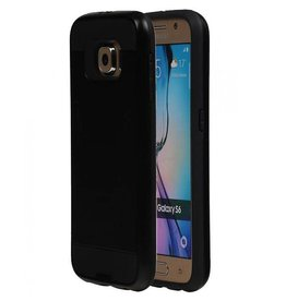Softcase hoes Samsung Galaxy S6 zwart