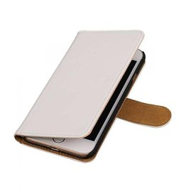 Bookwallet hoes iPhone 7 / 8 / SE (2020) wit