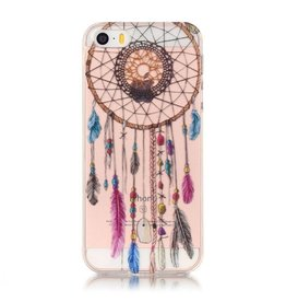 Softcase hoes dromenvanger iPhone SE / 5(s)