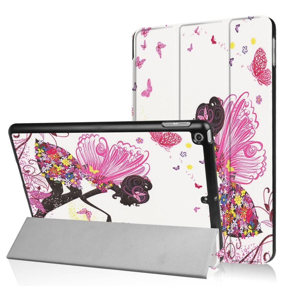 3-Vouw fee stand flip hoes iPad 9.7 (2017/2018)