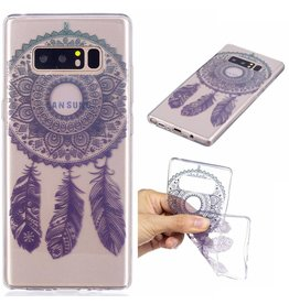 Softcase hoes dromenvanger Samsung Galaxy Note 8