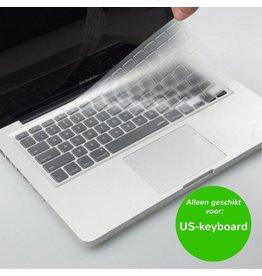 (US) Keyboard bescherming en anti-vuil dopjes - MacBook Air / Pro Retina (2012-2015)