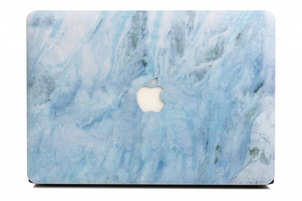 Lunso Lunso Marble Carib hoes voor de MacBook Air 13 inch (2010-2017)