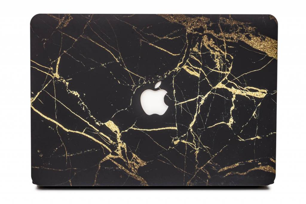 Lunso Lunso Marble Nova cover hoes voor de MacBook Air 13 inch (2010-2017)