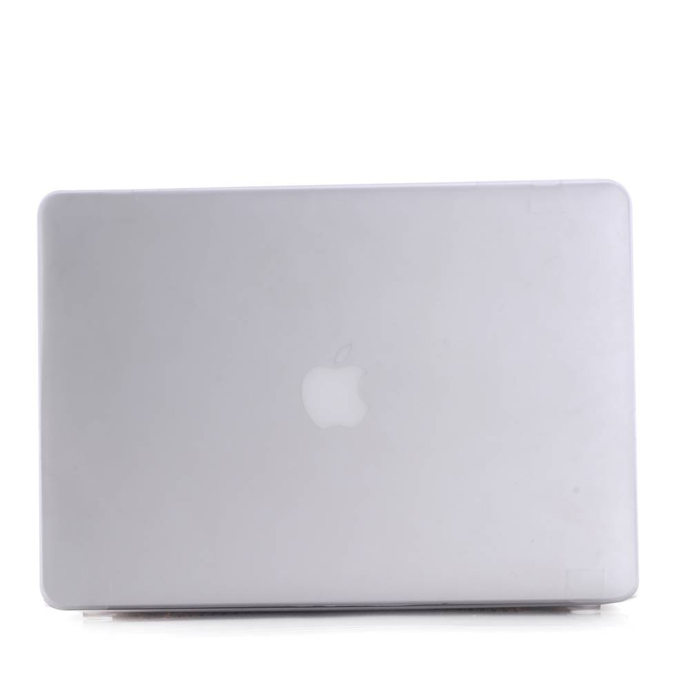 Lunso Lunso matte hardcase hoes transparant voor de MacBook Air 13 inch (2010-2017)