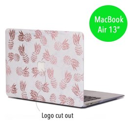 Lunso Lunso - hardcase hoes - MacBook Air 13 inch - Fruity Marble