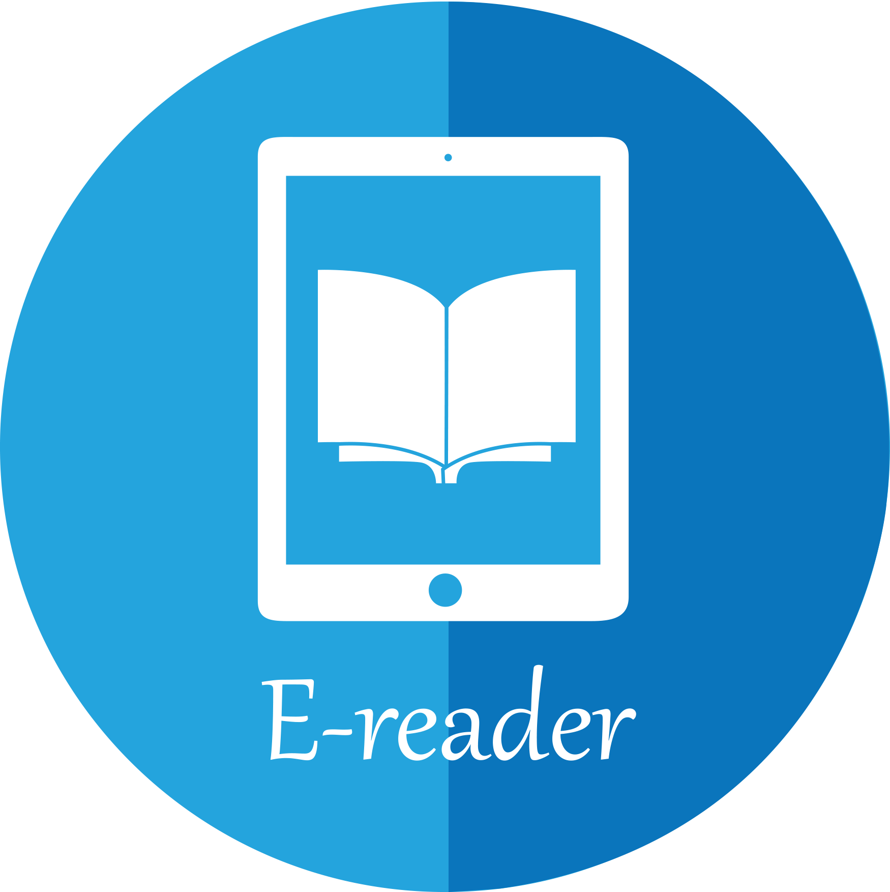 E-reader model vinden