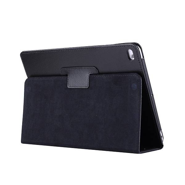 Stand flip sleepcover hoes - iPad 9.7 (2017/2018) / Pro 9.7 / Air / Air 2 - zwart