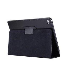 Stand flip sleepcover hoes - iPad 2 / 3 / 4 - zwart