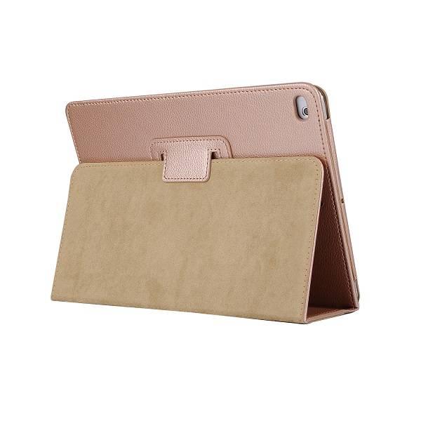 Stand flip sleepcover hoes - iPad 2 / 3 / 4 - goud