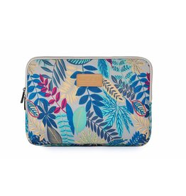 Lisen - sleeve hoes 15 inch - Tropical wit