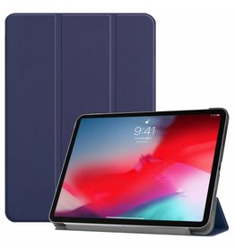 3-Vouw sleepcover hoes - iPad Pro 11 inch (2018-2019) - blauw