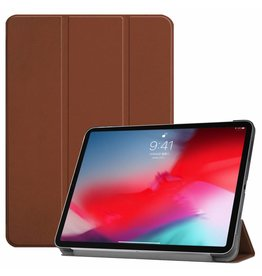 3-Vouw sleepcover hoes - iPad Pro 11 inch - bruin