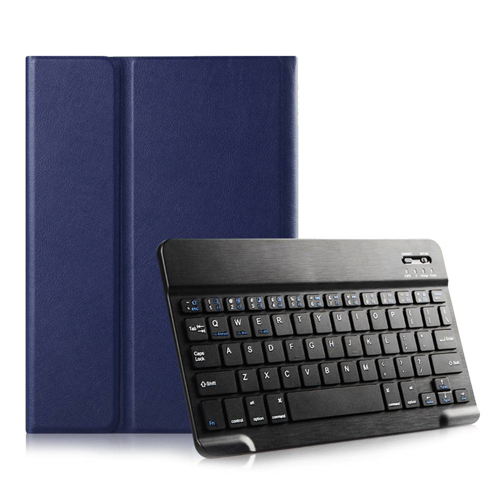 Lunso Lunso afneembare Keyboard hoes blauw voor de Apple iPad Pro 11 inch