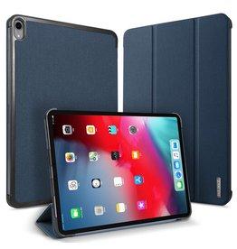 Dux Ducis Dux Ducis - Domo Serie folio sleepcover hoes - iPad Pro 11 inch - Blauw
