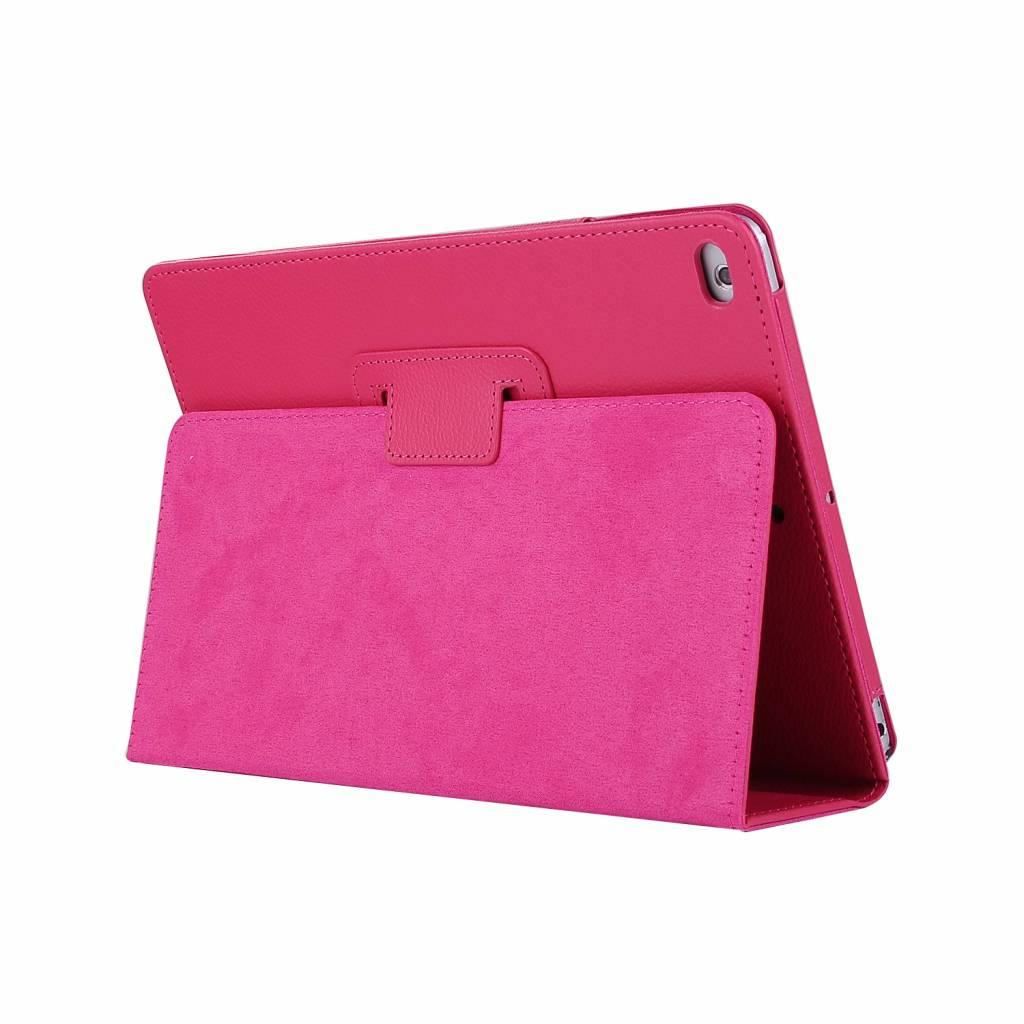 Stand flip sleepcover hoes - iPad 2 / 3 / 4 - roze