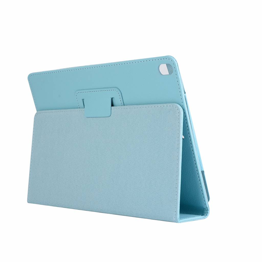 Stand flip sleepcover hoes - iPad Pro 10.5 inch / Air (2019) 10.5 inch - lichtblauw
