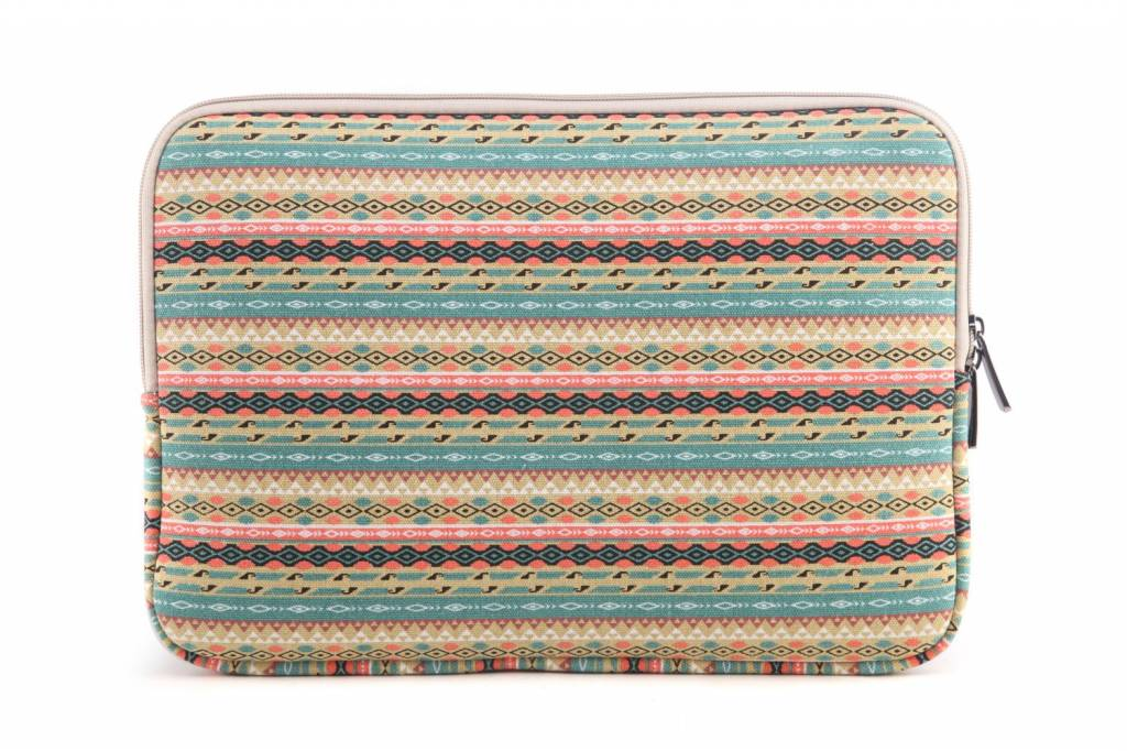 Lisen Vintage Stripes laptop sleeve hoes voor 13 inch