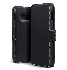 Qubits Qubits - slim wallet hoes - Samsung Galaxy S10e - Zwart