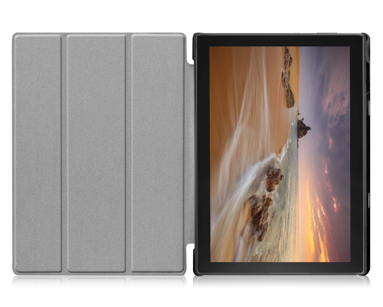 3-Vouw sleepcover hoes Fee voor de Lenovo Tab E10
